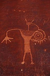 san rafael swell ut pictographs amp dinosaur prints