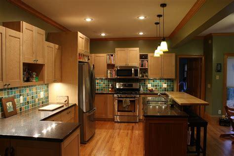 custom birds eye maple kitchen cabinets  cris bifaro