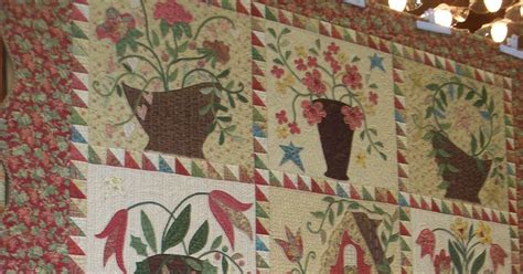 Sauders Quilt Shop by Quilts And Needlework With Debbie