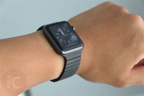 Hands On: JUUK Stainless Steel Watchband for Space Grey Apple Watch Sport [PICS]   iPhone in