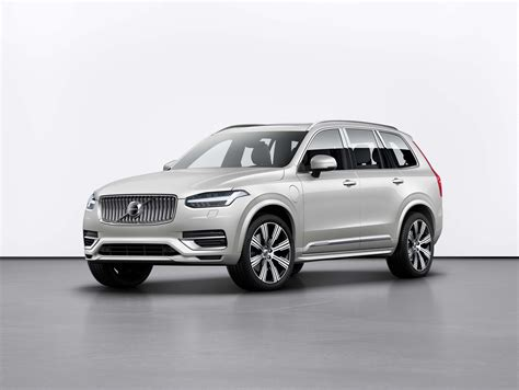 Volvo 2020 Android by Refreshed 2020 Volvo Xc90 Crossover Suv Adds Android Auto