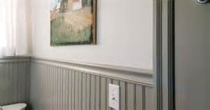 Wainscotting Frosty White Walls And Rare Gray Trim Amp Wainscoting