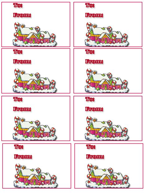 printable christmas tags customized free christmas gift tags 9 free holiday printable gift tags