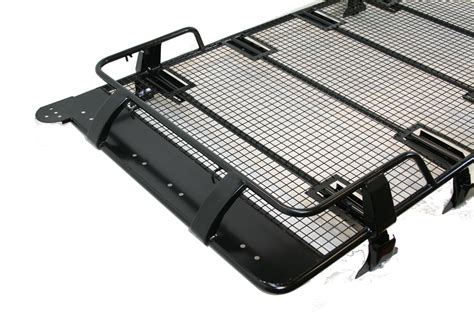 Roof Rack Discovery 1 by Land Rover Discovery 1 And 2 1989 04 Roof Rack Black