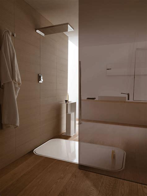 piatto doccia metacrilato piatto doccia incassato in metacrilato geo tray by kos by