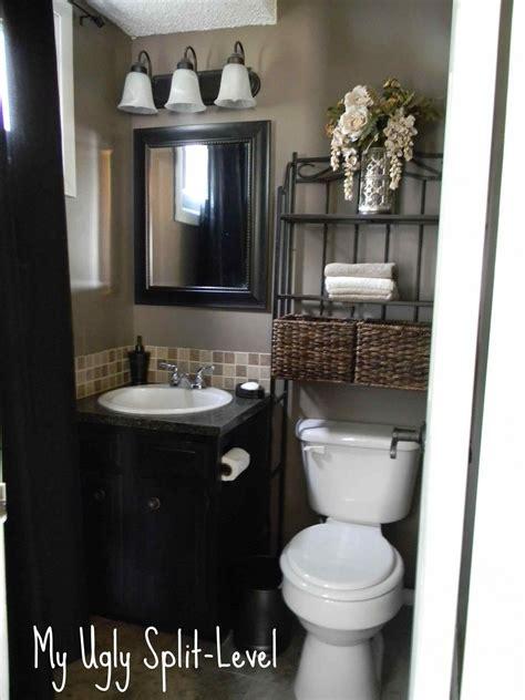 Half Bathroom Decor Ideas by 100 Half Bathroom Decorating Ideas Rustic Bathroom