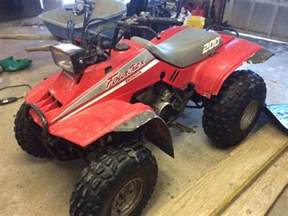 Honda Trx 200 1988 Honda Fourtrax 200 Excellent Condition