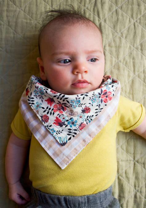 Bandana For Baby And t shirt baby bandana bibs upcycling look at what i made