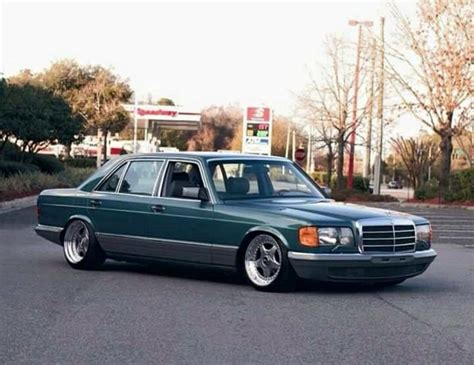 W126 Tieferlegen 7 best w126 images on classic mercedes