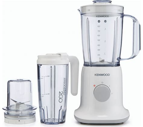 buy kenwood 3 in 1 bl237 blender white free delivery