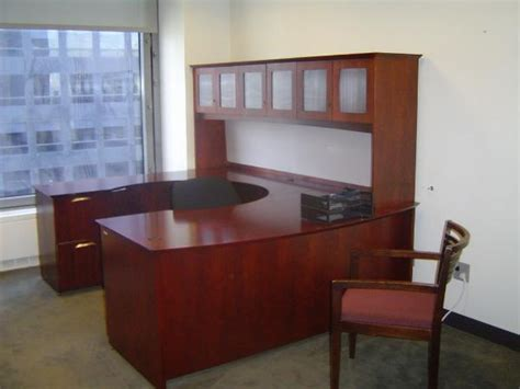 Used Office Desks Used Office Furniture For Cost Saving Modern Home Furniture