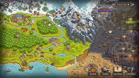 game design world map kingdom rush guide video walkthrough