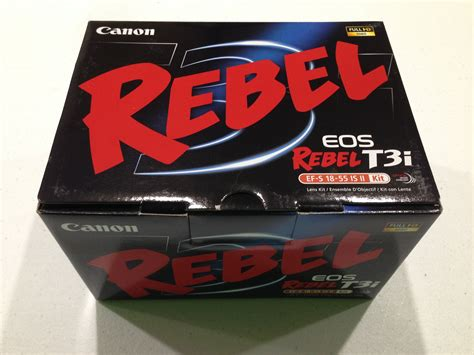 Canon Giveaway - canon t3i rebel box www pixshark com images galleries with a bite