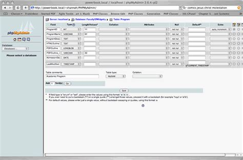 html quick form tutorial introduction getting started with dataface 0 5 x dataface