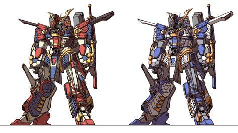 Bb 26 Musha Zeta Gundam Item musha zz gundam by yoshi ex on deviantart