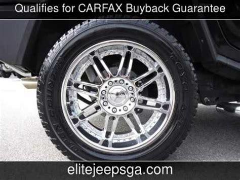 elite jeeps cartersville 2003 hummer h2 used cars elite jeeps cartersville