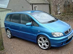 Vauxhall Gsi Vauxhall Zafira Gsi Car Of The Month Entry