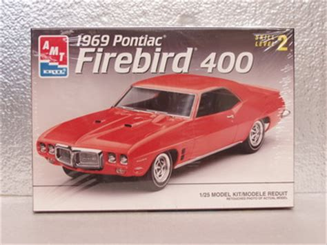 pontiac firebird kits 1969 pontiac firebird 400 model car kits hobbydb