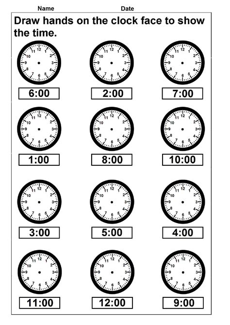 printable clock quiz free elapsed time worksheets activity shelter
