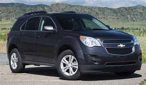 chevrolet equinox test drive review cargurus