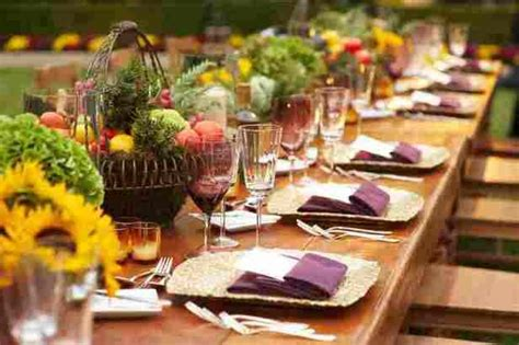 tuscan themed events tuscan tablescape fleurs and table party decor pinterest