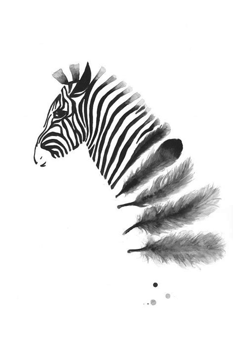 black white abstract decorative art posters at zebra art print a4 black and white art wall art home