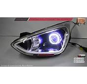V514 MXS Motosport DRL Projector Headlight Hyundai Grand