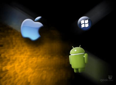 showdown android android vs ios vs windows phone 7 a mobile showdown and buyer s guide slaw