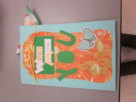 Handmade Farewell Greeting Cards - handmade farewell card farewell cards