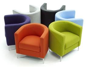 Colorful Office Chairs Design Ideas Waiting Room Furniture