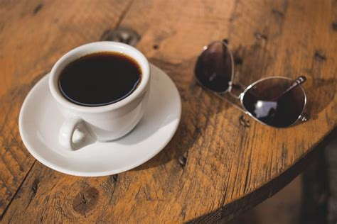 black coffee  sunglasses freestocksorg  stock
