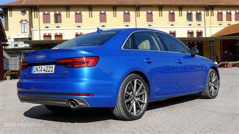 Audi A4 3 0 Tdi Quattro Review by 2016 Audi A4 3 0 Tdi Quattro Review Autoevolution