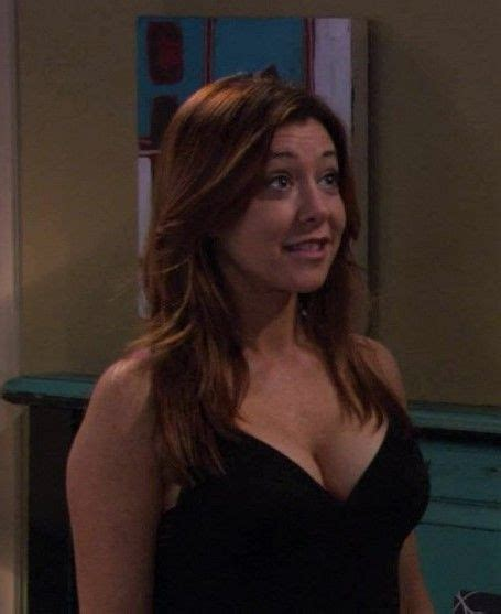 Alyson Hannigan At How I Met Your by Alyson Hannigan How I Met Your Alyson Hannigan