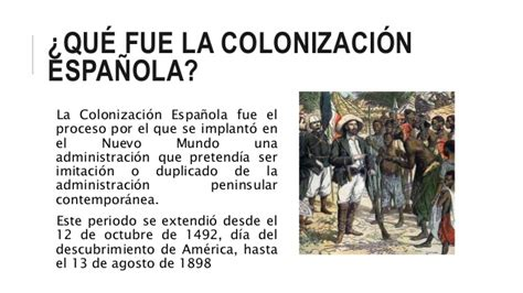 la colonizaci n espa ola el mundo ideal 8 la colonizaci 243 n espa 241 ola econom 237 a y la organizaci 243 n