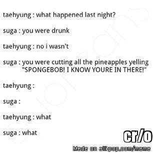 Drunk Memes Tumblr - what happen when taehyung get drunk allkpop meme center