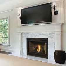 direct vent gas fireplace ebay