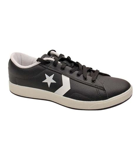 converse black canvas lifestyle shoes price in india buy