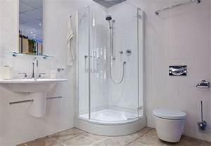 verflieste dusche duschkabinen einbau und l 246 sungen erkl 228 rt obi