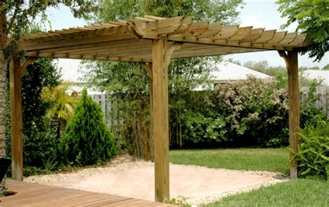 pergola design ideas diy pergola kit pressure treated pine