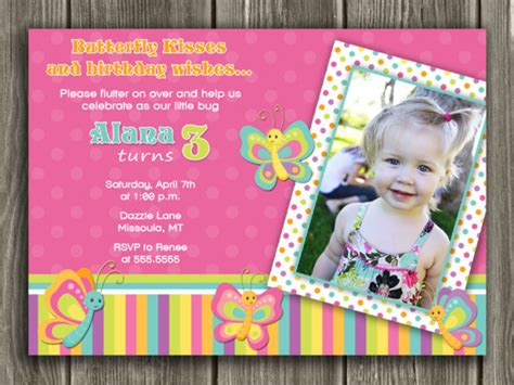 Printableer Y  Ee  Birthday Ee   Photo Invitation  Ee  First Ee