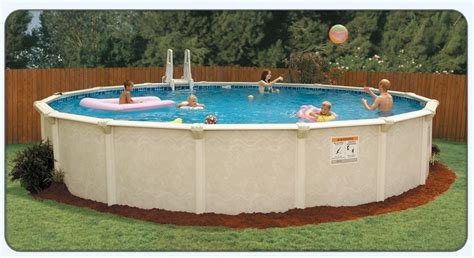 Century Silver 9ft Pool 21 Above Ground Pools Royal Swimming Pools