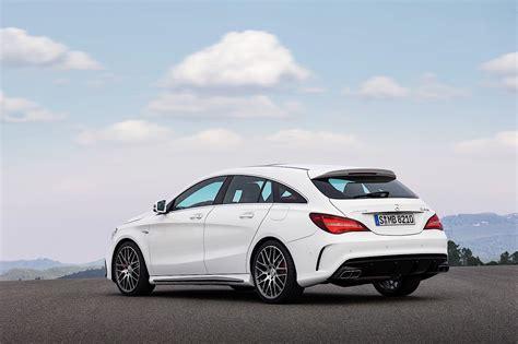 Mercedes In Germany by 2017 Mercedes Shooting Brake Priced In
