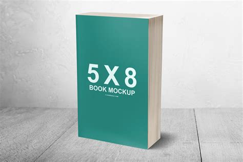 photoshop templates for photo books 5 x 8 mass paperback template mockup psd book mockups