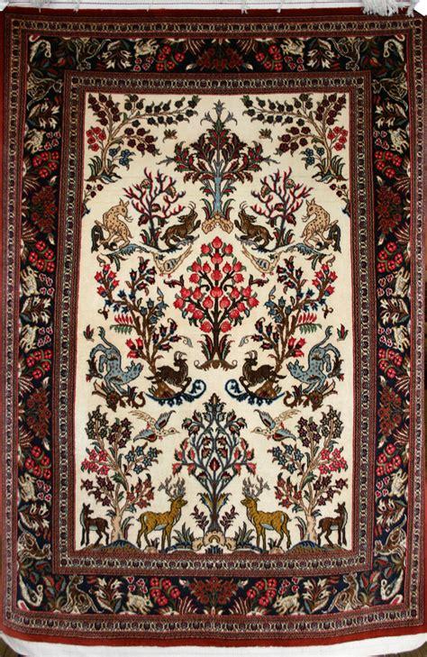 one of a rugs qum rug qom rug origin and description guide
