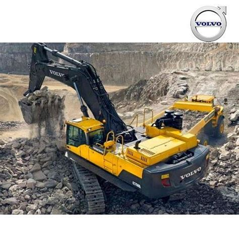 volvo ecd excavator  hp volvo group india private limited id