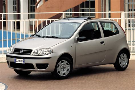 fiat punto technical specifications fiat punto 1 2 classic manual 2006 2006 60 hp 3
