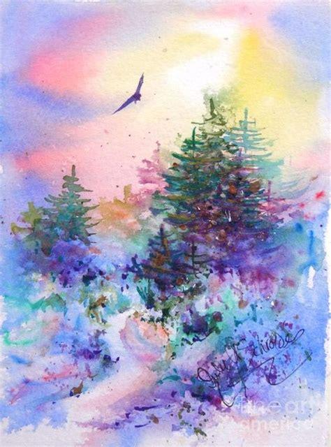 beautiful aquarelle and peintures de la nature on pinterest