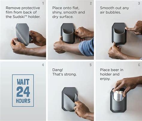bathtub beer holder sudski bath and shower beer holder instructions gadgetking com