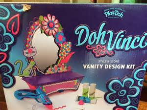 Play Doh Vinci Vanity Doh Vinci Vanity Set Review