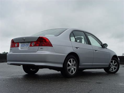 used vehicle review acura el 2001 2005 autos ca